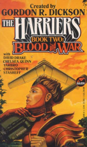 Blood and War (The Harriers, #2)