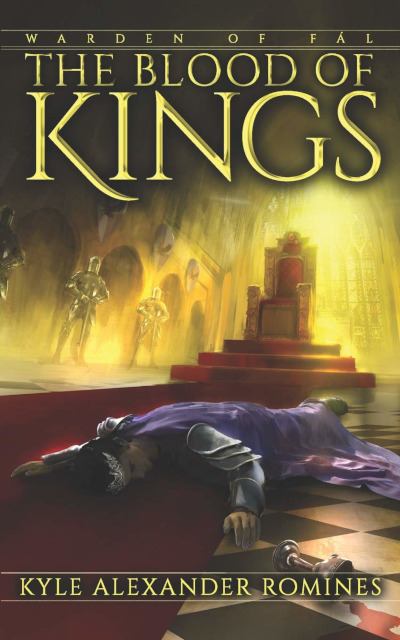 The Blood of Kings (Warden of Fál, #2)