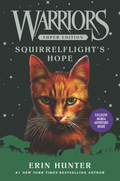 Squirrelflight's Hope  (Warriors: Super Edition, #12)