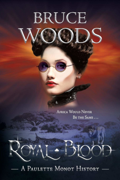 Royal Blood (Hearts of Darkness Trilogy, #1)