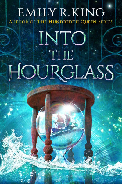 Into the Hourglass (The Evermore Chronicles, #2)