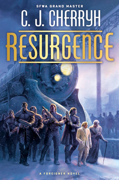 Resurgence (The Foreigner Universe, #20)
