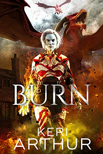 Burn (Kingdoms of Earth & Air, #3)