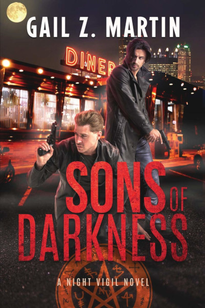 Sons of Darkness (Night Vigil, #1)