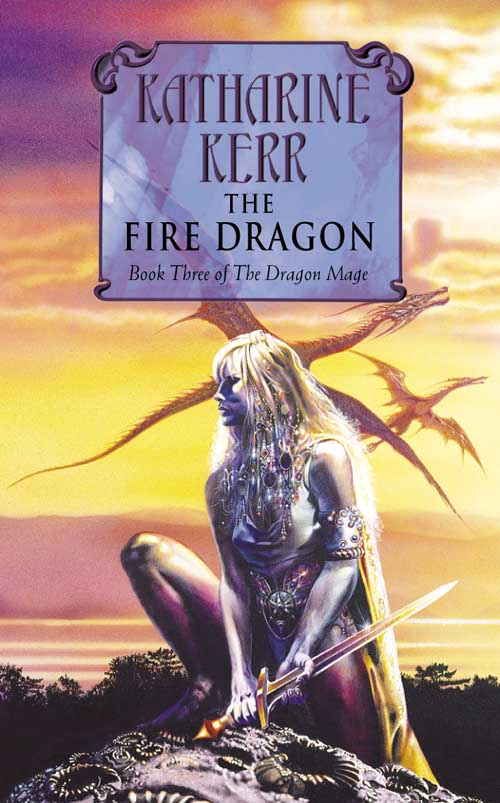 The Fire Dragon (Deverry Series, #11)