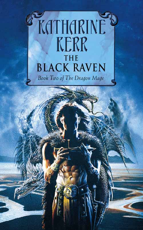 The Black Raven (Deverry Series, #10)