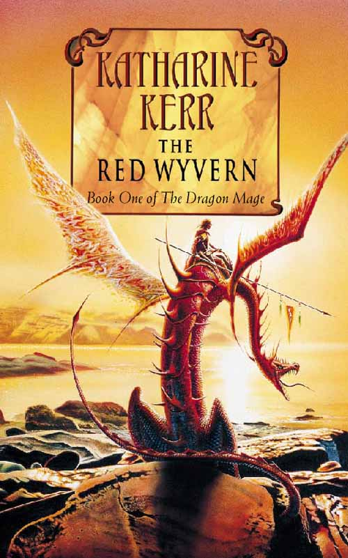 The Red Wyvern (Deverry Series, #9)