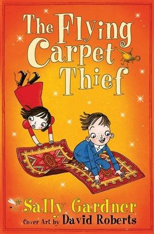 The Magic Carpet Thief (Wings & Co, #5)