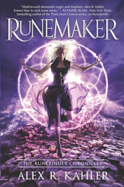 Runemaker (The Runebinder Chronicles, #3)