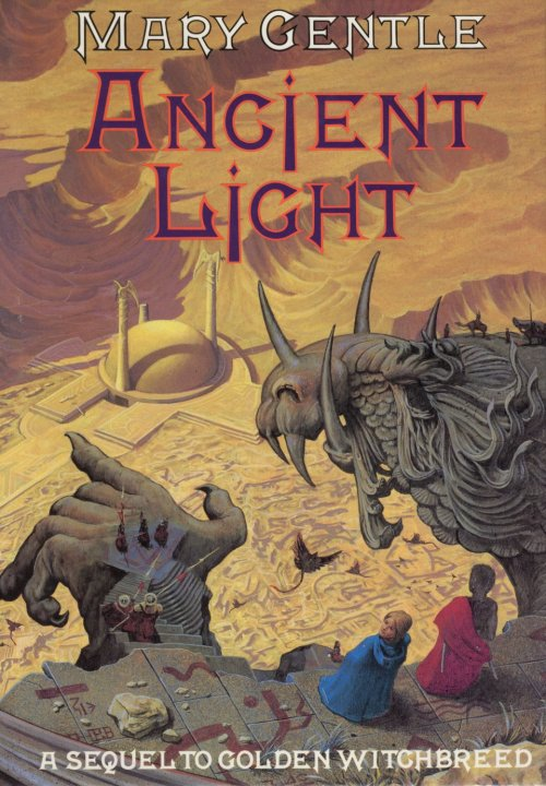 Ancient Light (Orthe, #2)