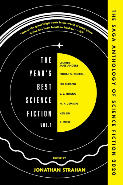 The Saga Anthology of Science Fiction 2020 (The Year's Best Science Fiction, #1)