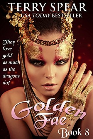 Golden Fae (The World of Fae, #8)