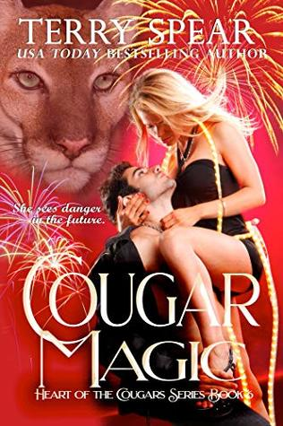 Cougar Magic (Heart of the Cougar, #6)