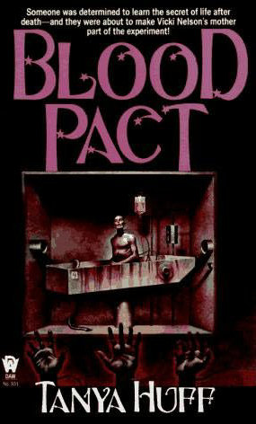Blood Pact (Blood Books, #4)
