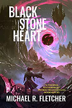 Black Stone Heart (The Obsidian Path, #1)
