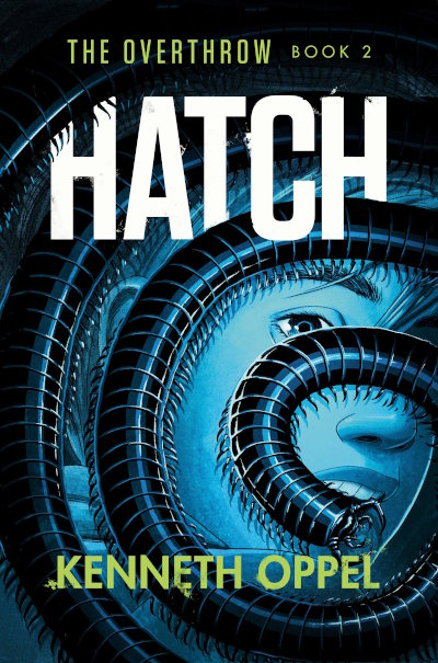 Hatch (The Overthrow, #2)