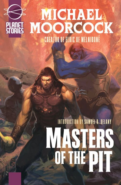 Masters of the Pit (Warrior of Mars, #3)