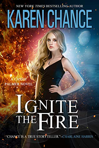 Ignite the Fire (Cassandra Palmer, #11)