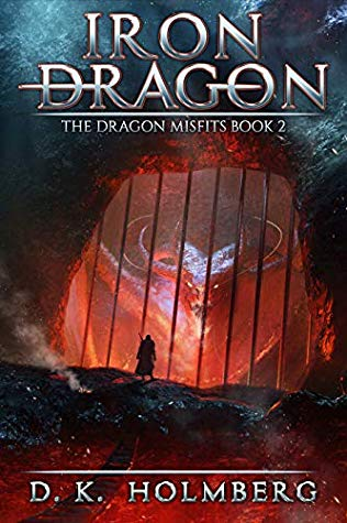 Iron Dragon (The Dragon Misfits, #2)