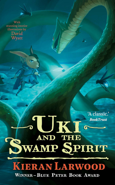 Uki and the Swamp Spirit (The Five Realms, #5)