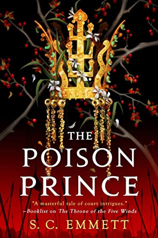 The Poison Prince (Hostage of Empire, #2)