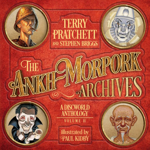The Ankh-Morpork Archives: Volume II
