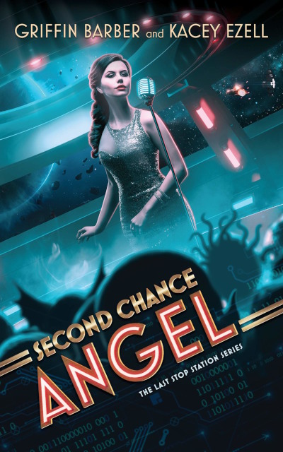 Second Chance Angel (Last Stop Station, #1)