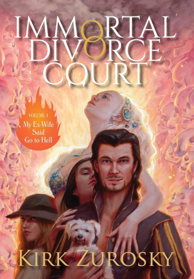 My Ex-Wife Said Go to Hell (Immortal Divorce Court, #1)