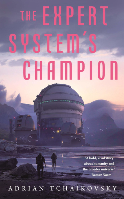 The Expert System's Champion (The Expert System, #2)