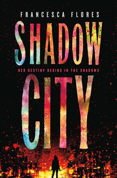 Shadow City (City of Steel and Diamond, #2)