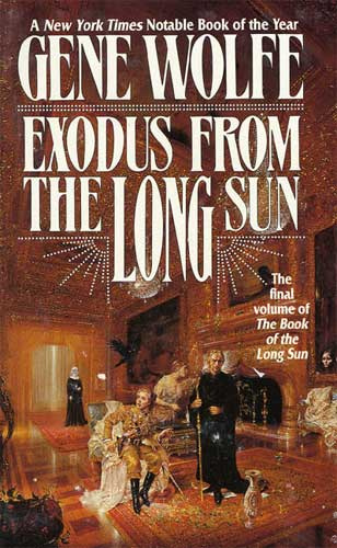 Exodus from the Long Sun (The Book of the Long Sun, #4)