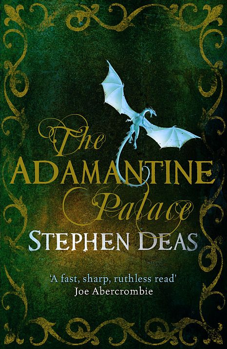 The Adamantine Palace (The Memory of Flames, #1)