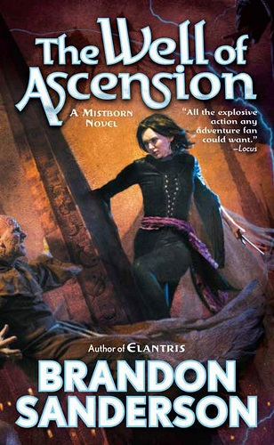 The Well of Ascension (The Mistborn Trilogy, #2)