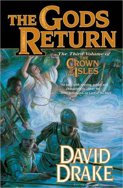 The Gods Return (The Crown of the Isles, #3)