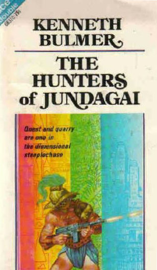 The Hunters of Jundagai (Keys to the Dimensions, #5)