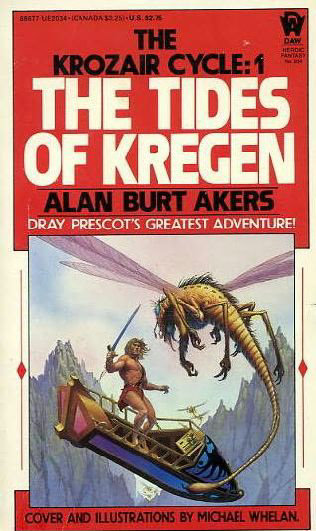 The Tides of Kregen (Dray Prescot, #12)