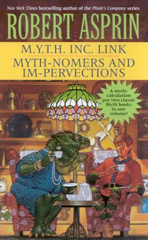 M.Y.T.H. Inc. Link / Myth-Nomers and Im-Pervections