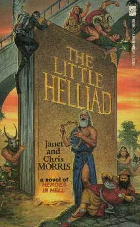The Little Helliad (Heroes in Hell, #9)