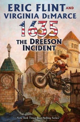 1635: The Dreeson Incident (Assiti Shards, #8)