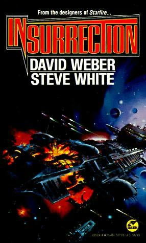Insurrection (Starfire, #1)