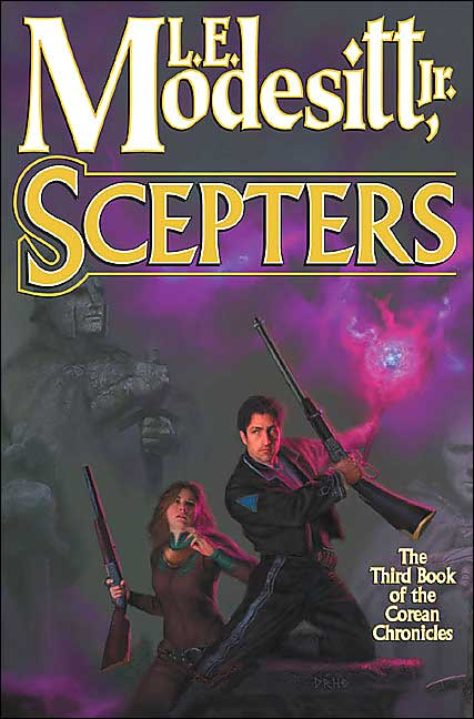 Scepters (Corean Chronicles, #3)