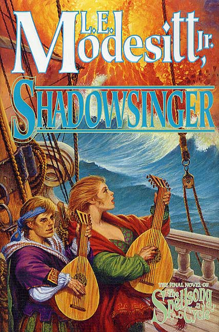Shadowsinger (The Spellsong Cycle, #5)