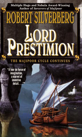 Lord Prestimion (The Prestimion Trilogy (Majipoor), #2)