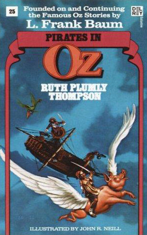 Pirates in Oz (Oz, #25)