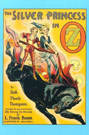 The Silver Princess in Oz (Oz, #32)