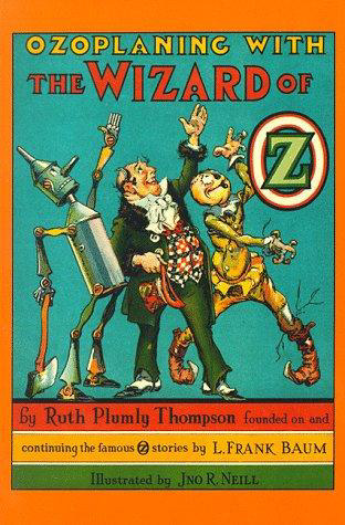 Ozoplaning With the Wizard of Oz (Oz, #33)