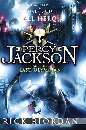 Percy Jackson and the Last Olympian (Percy Jackson and the Olympians, #5)