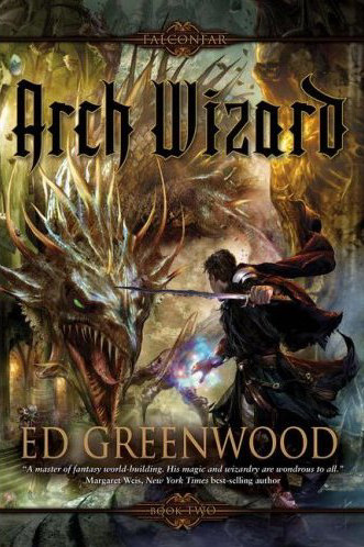 Arch Wizard (The Falconfar Saga, #2)