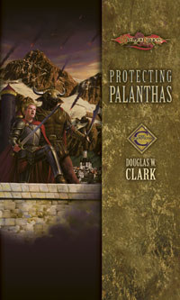 Protecting Palanthas (Dragonlance: The Champions, #4)