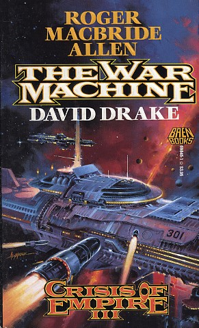 The War Machine (Crisis of Empire, #3)